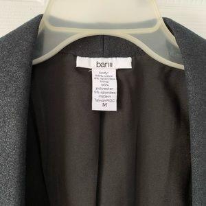 Bar III Blazer Jacket Size Medium